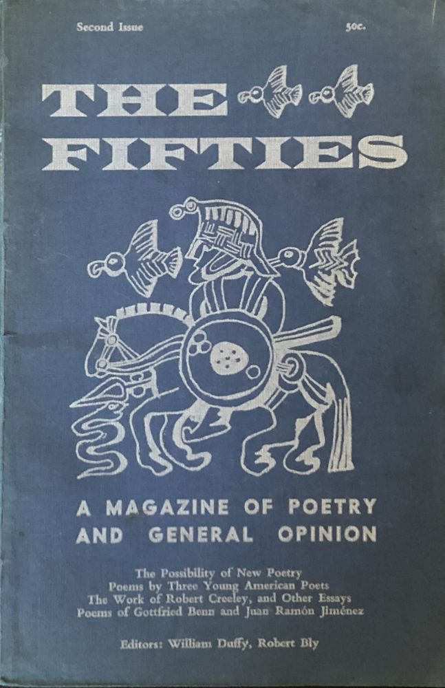 The Fifties: Second Issue. William Duffy, Robert Bly.