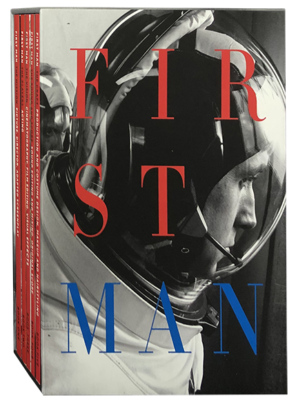First Man (5 Vol. Set). Damien Chazelle.