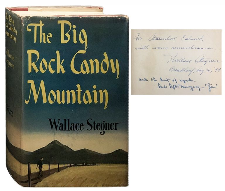 The Big Rock Candy Mountain. Wallace Stegner.