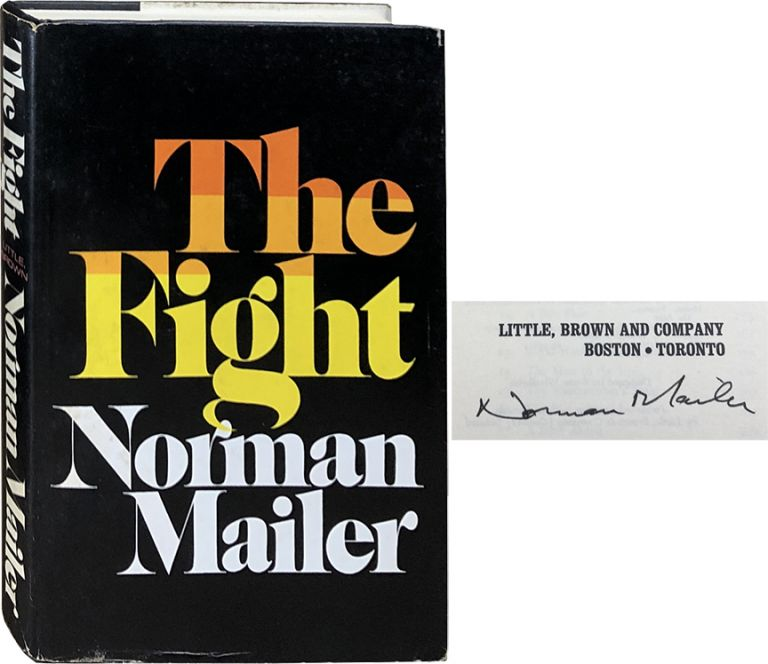 The Fight. Norman Mailer.