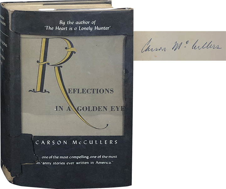 Reflections in a Golden Eye. Carson McCullers.