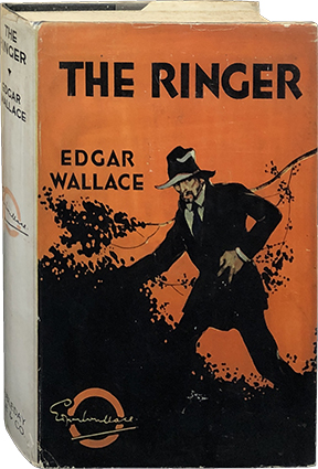 The Ringer. Edgar Wallace.