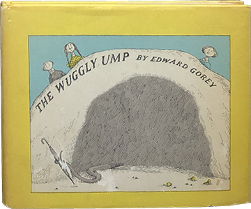 The Wuggly Ump. Edward Gorey.