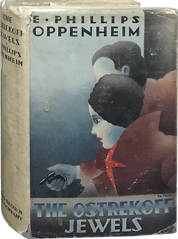 The Ostrekoff Jewels. E. Phillips Oppenheim.