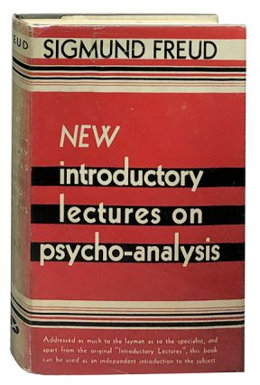 New Introductory Lectures on Psycho-analysis. Sigmund Freud.