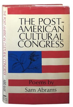 The Post-American Culture Congress. Sam Abrams