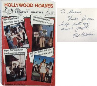 Hollywood Hoaxes by the Creative Lunatics. Red Bilodeau, Shirley Heinz