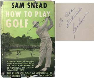 How to Play Golf. Sam Snead